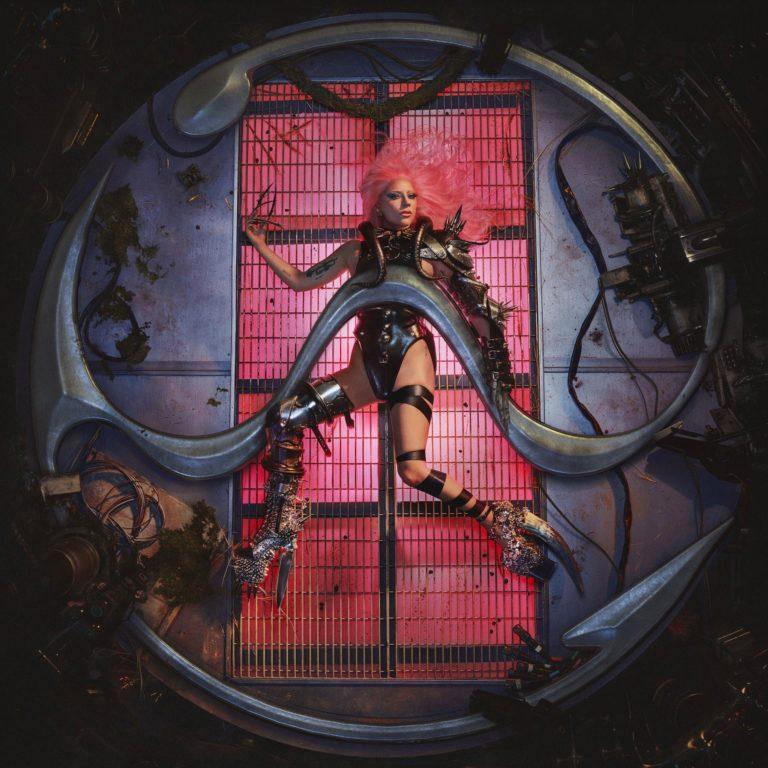 Lady Gaga Chromatica album cover