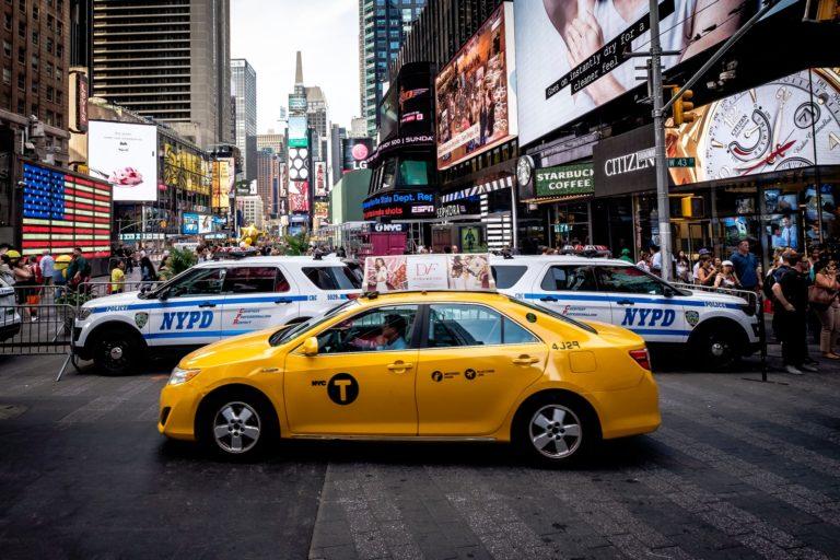 紐約計程車黃-官網