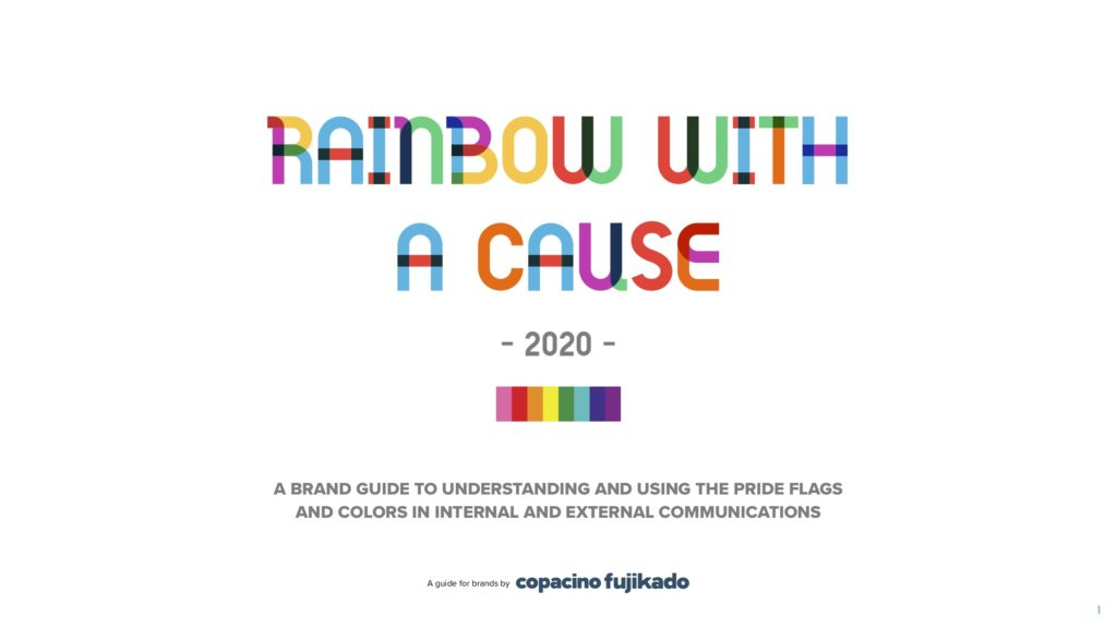 Rainbow with a cause 2020